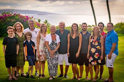 Wiebe Family Portraits