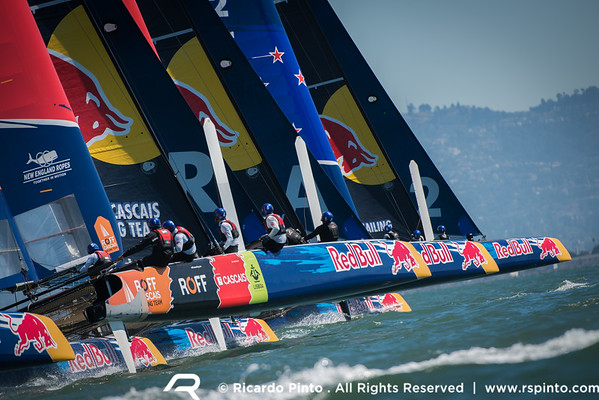 Red Bull Youth America's Cup 2013