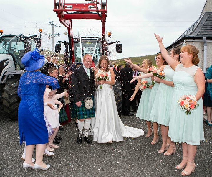 Stornoway Wedding Photographer