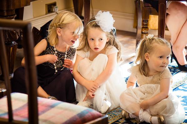Ceris & Oli Wedding Photos