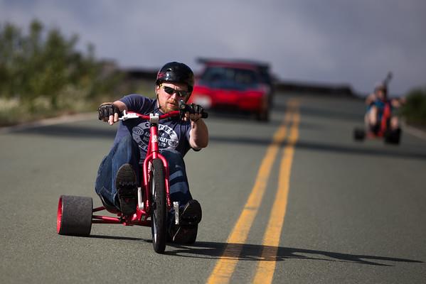 2015-07-13, Baker Drive Plus Drift Trikes