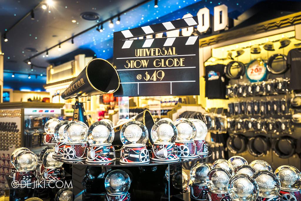 Universal Studios Singapore - Silver Screen Store - Universal Snow Globe