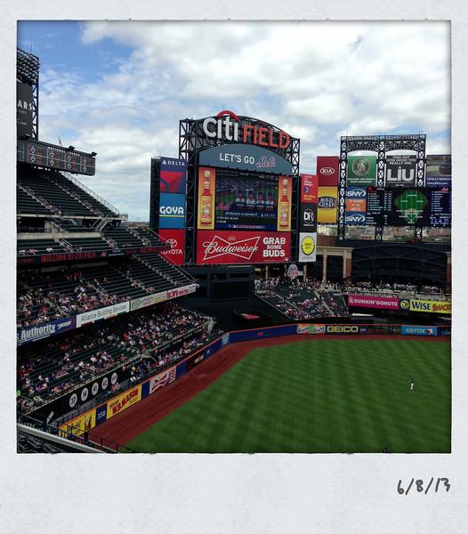 Baseball Stadium #1