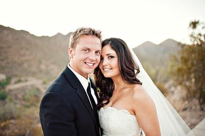 Leslie +  Jason Wedding