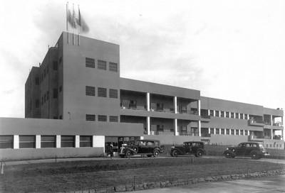 (Old) Beilinson Hospital, Petach Tikva -1935-1937