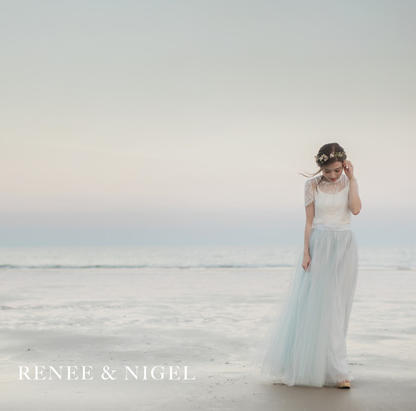 Overseas Pre-Wedding - Renee and Nigel - Thailand