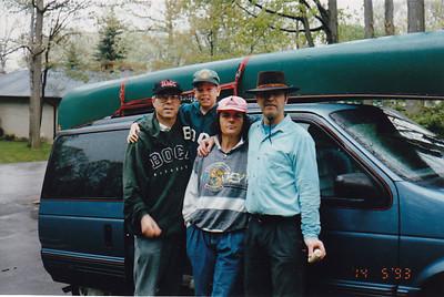 Parent - Child Adventure Trips in Ontario