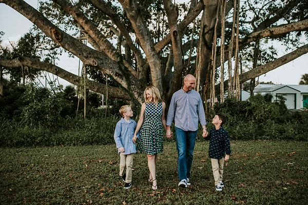 McCain Family 2018