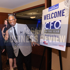 CFO of the Year 2014