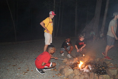 Grade 7 Triple C Camp