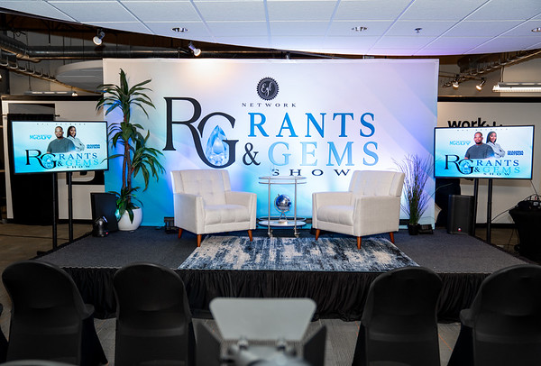 Rants & Gems Live Podcast
