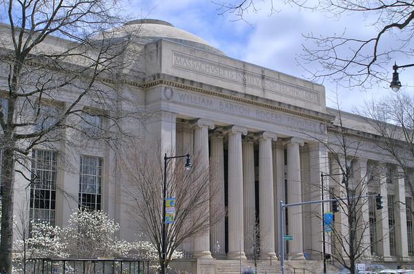 Boston, Cambridge, MIT & Harvard April 2013