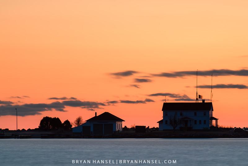 Grand Marais Coast Guard