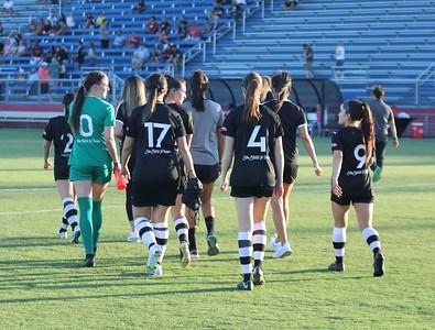 2021 FC Tucson Women vs Las Vegas
