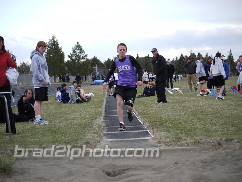 High Desert Track 2011