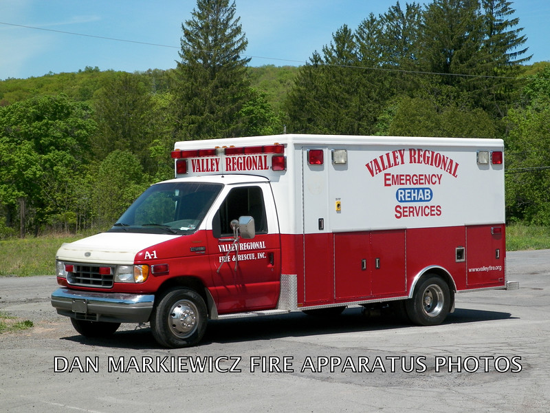 VALLEY REGIONAL FIRE & RESCUE INC.