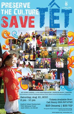 Tet 2011 Publicity