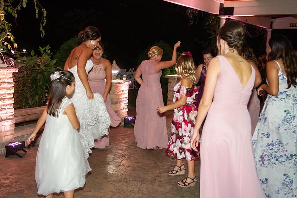 Reception Fun - Dancing