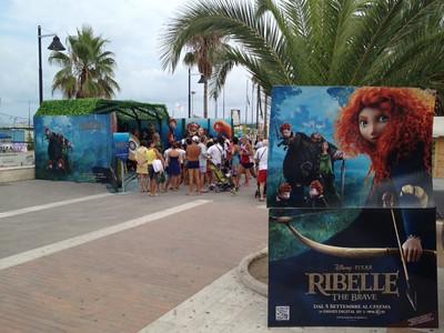 Merida Tour 2012