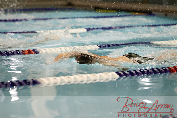 Swimming vs Northrop 12-12-2013