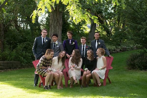 Homecoming Dance Davis High 2016