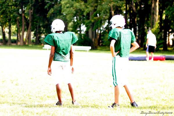 Bemis - Football Practice