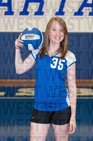 Hilhi Freshmen Volleyball Team Photos 2011