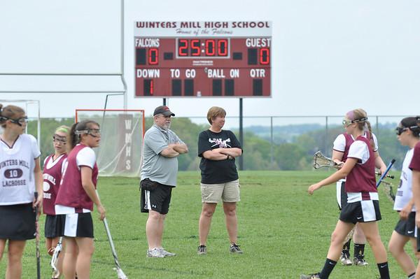 Girls LAX vs Liberty 5-6-2011