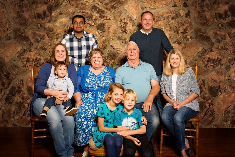 Hoglen Family 2017