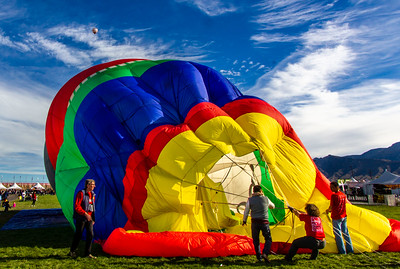 Albuquerque Ballon Fiesta - Fri AM - Oct 12, 2018