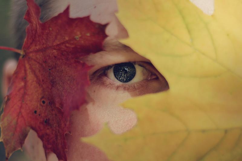 Masked In Autumn.....