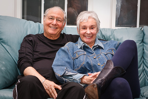 Phil & Bonnie Parker