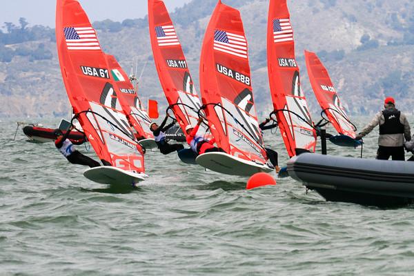 US Open Foiling Windsurfers 21