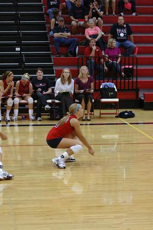 JV Volleyball vs Blair 9/11/08