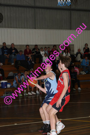 U/14 M1 Grand Final - Bankstown Vs Norths 3-8-08