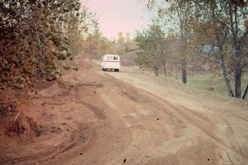 1974-09 - Driveway from Valley View Road