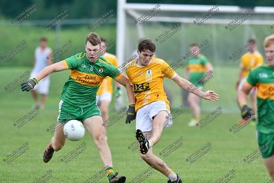 Donegal v Kevin Barry Seniors 8/12/2018