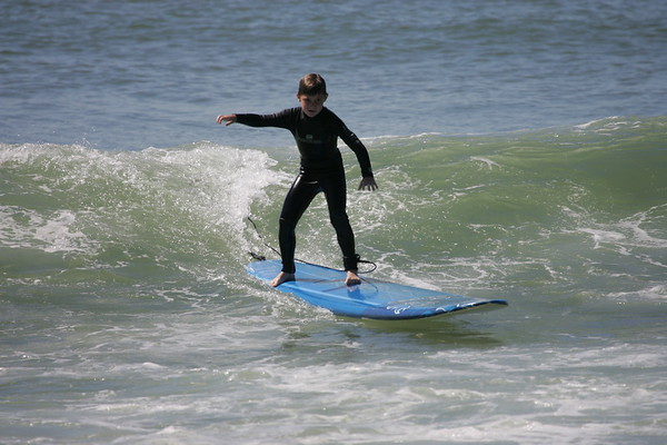 Aug.11,2007 Nantucket Isl.Surf School