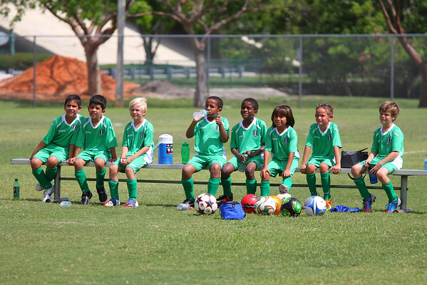 2013 7U CS United Soccer