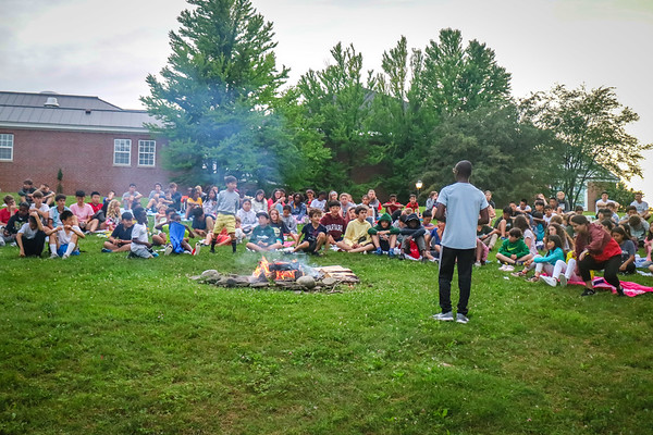 July 6: Session 1 Bonfire
