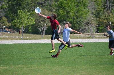 2013-3-30 Ultimate Tourney in College Station