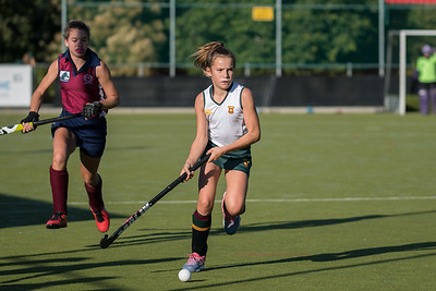2018/04/21 u14A Gim vs Bloemhof Girls
