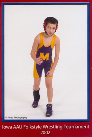 Alex Youth Wrestling