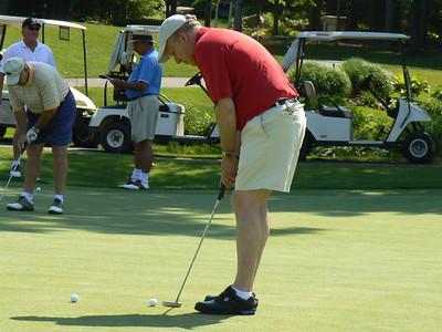 Celebrity Golf Tournament  2007