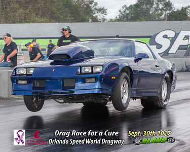 Drag Race for a cure 09-30-2017