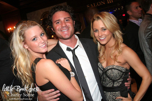 2013 Little Black Dress Charity Soiree : The Townsend Hotel 11.15.13