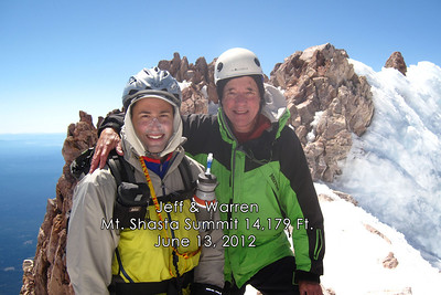 Mt. Shasta 2012