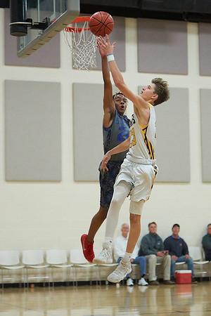 2019.01.29 Hillcrest Christian Varsity Basketball