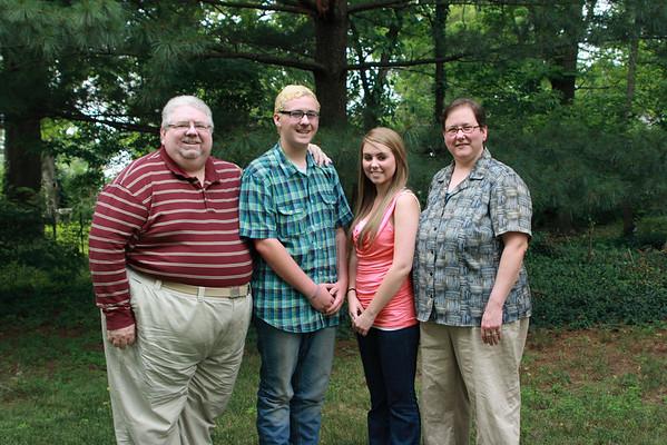 Cooper Family June 2009