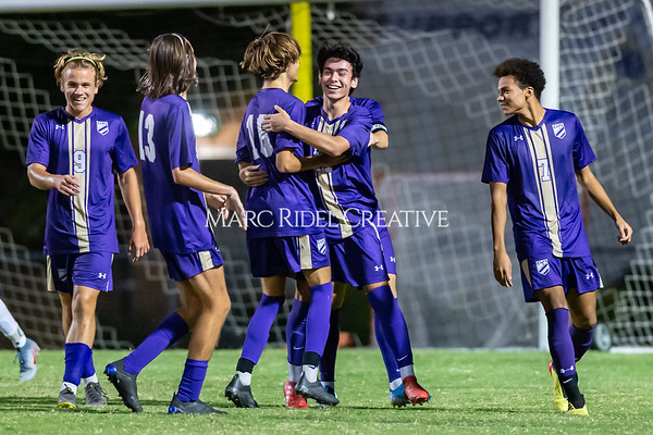 Broughton soccer vs Millbrook. October 7, 2019. D4S_6415